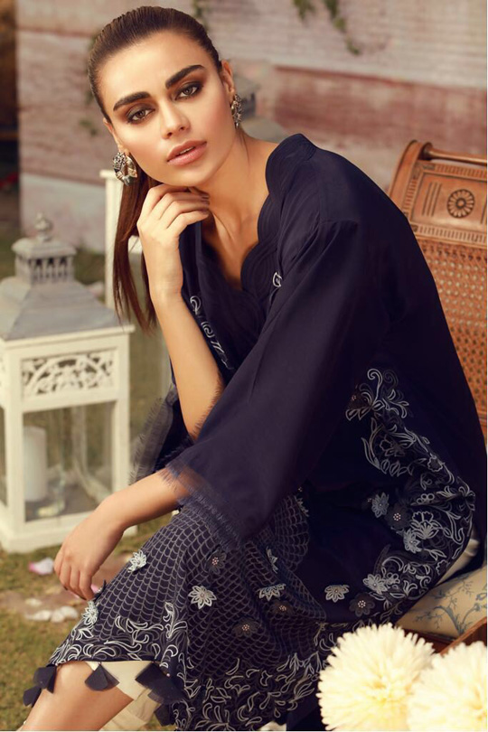 Ready, Set, Shoot!: Up Your Style Quotient With Momina Teli's Latest Collection