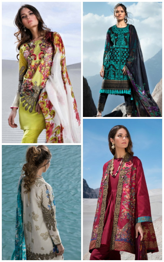 What's In Store: All Eyes On Sana Safinaz 'Muzlin Eid' Collection!