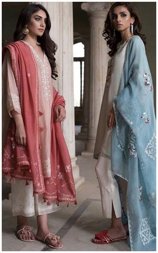 Ready, Set, Shoot! : Misha Lakhani Oozes Cultural Beauty in her New Eid Collection!