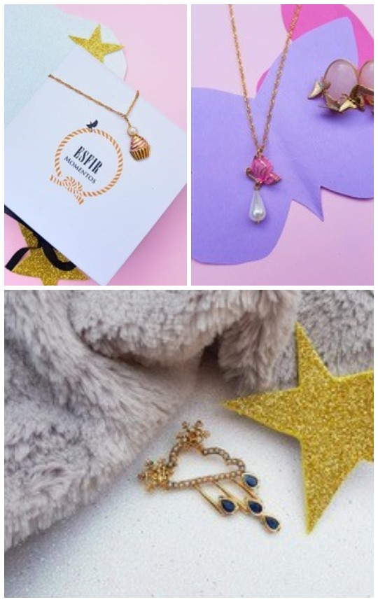 """What's In Store: Jewelry For Kids- Esfir's """"Little Stars"""" Collection!"""