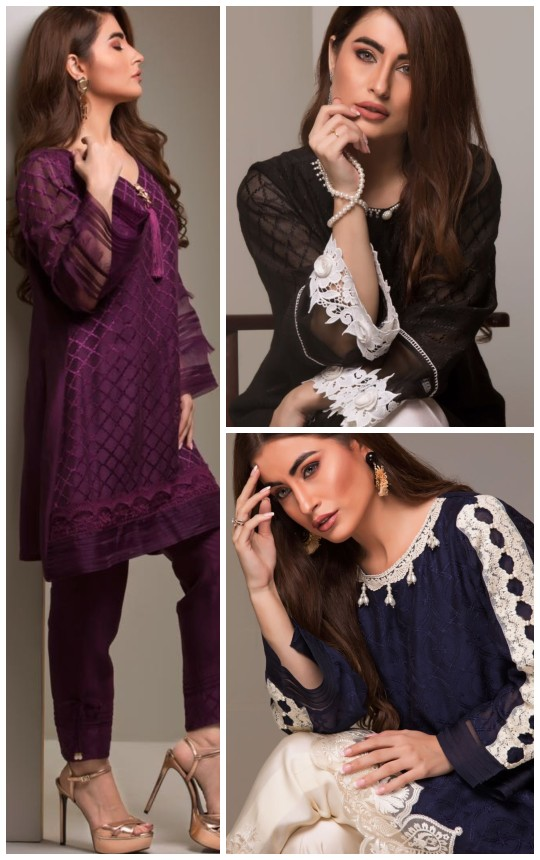 What's In Store: Sana Abbas Introduces Her Latest Range Of Luxury Pret!