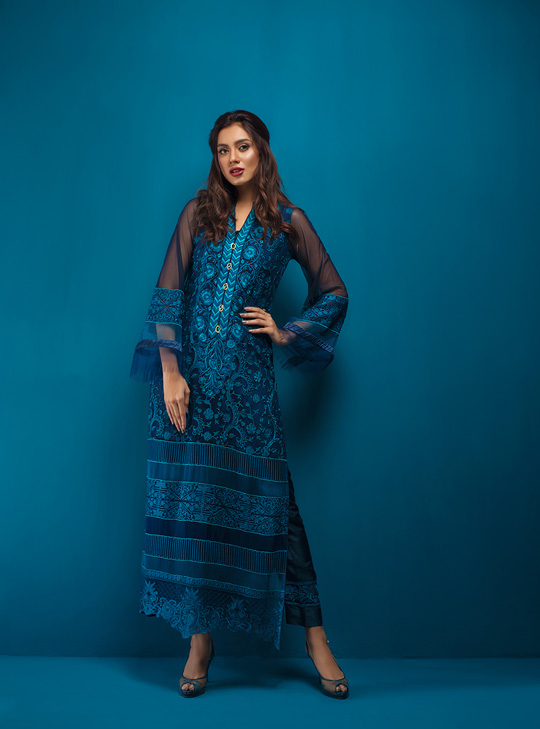 Ready, Set, Shoot! : Zainab Chottani's Playful Eid Collection Out Now!