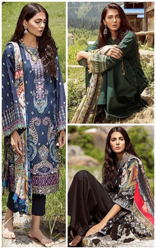 Ready, Set, Shoot! : Zara Shahjahan's Enchanting Eid Lawn Collection Out Now!