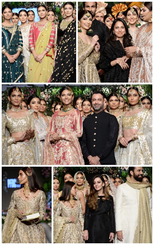 Project Runway: PFDC L'Oreal Paris Bridal Week 2018 Day 2 Top Picks: Misha Lakhani, Nida Azwer, Kamiar Rokni & Zainab Salman!