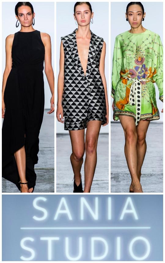 Project Runway: Sania Maskatiya's Sania Studio SS'19 Collection Hits New York Fashion Week!