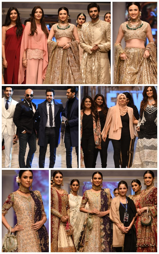 Project Runway: FPW'18 Day 1 Top Picks-  Tena Durrani, Lajwanti, Zainab Chottani & HSY!