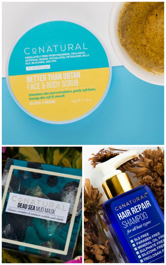 Health & Beauty: DIY With Conatural's Latest Organic Products!