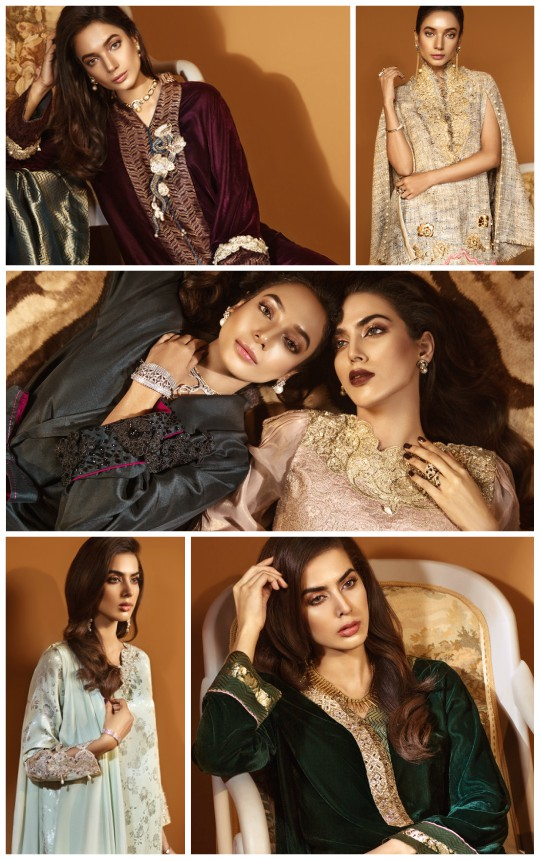 "What's In Store: Get Festive This Winter With Ammara Khan's ""Glamazon"" Collection!"