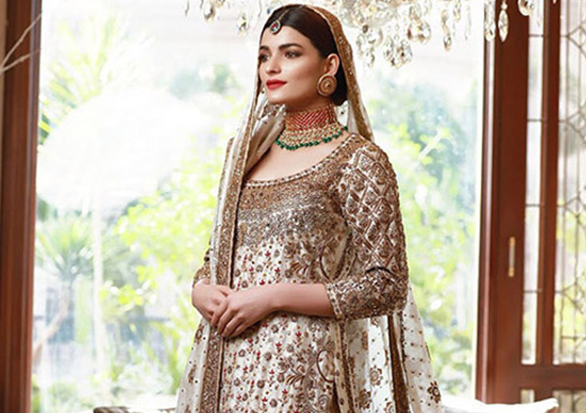 Ready, Set, Shoot!: Farnaz Mustafa's 2019 Bridal Collection