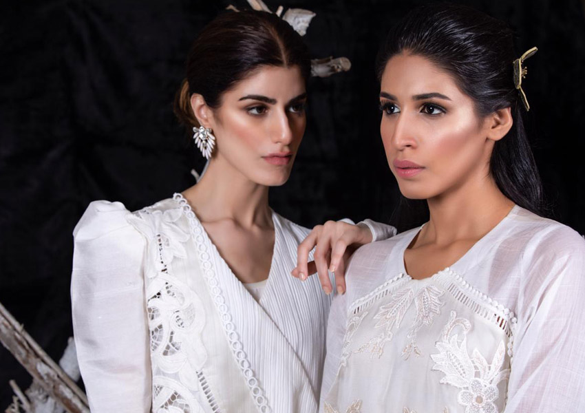 Exhibition Hit List: Aleena & Fareena's Iris Collection Featuring The White Fiesta!