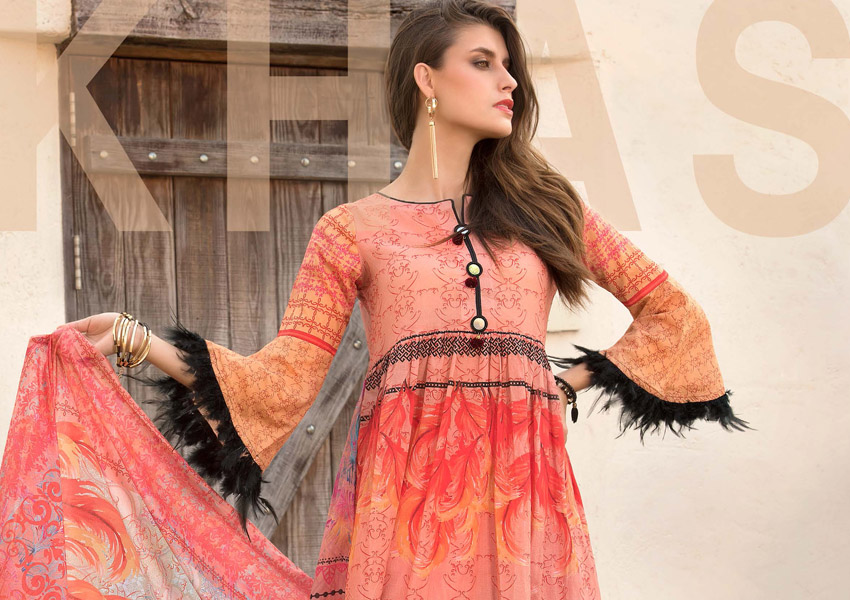 What's In Store: Redefine Your Summer Style With Khas's Designer Lawn Collection!