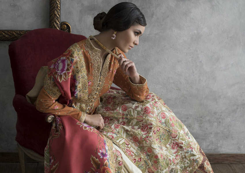 Ready, Set, Shoot! : Shamaeel Ansari's Luxury Collection Online Now!