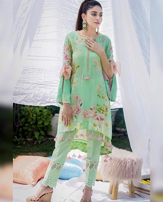 Style Notes: Ansab Jahangir Ladies Steal Our Hearts