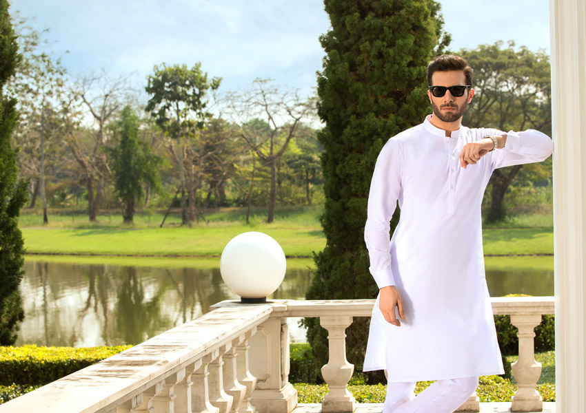 Gul Ahmed'19 Men Unstitched Premium Fabric: An All in One Solution This Summer!