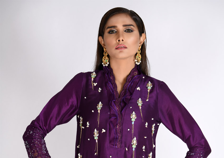 Rozina Munib's New Eid Collection Hits All the Right Notes!