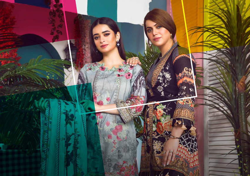 What's In Store: Step Into The Festive Season With Khas Designer Lawn!
