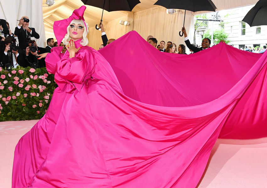 Style Notes: 10 Divas Who Served Statement Looks At The Met Gala 2019!