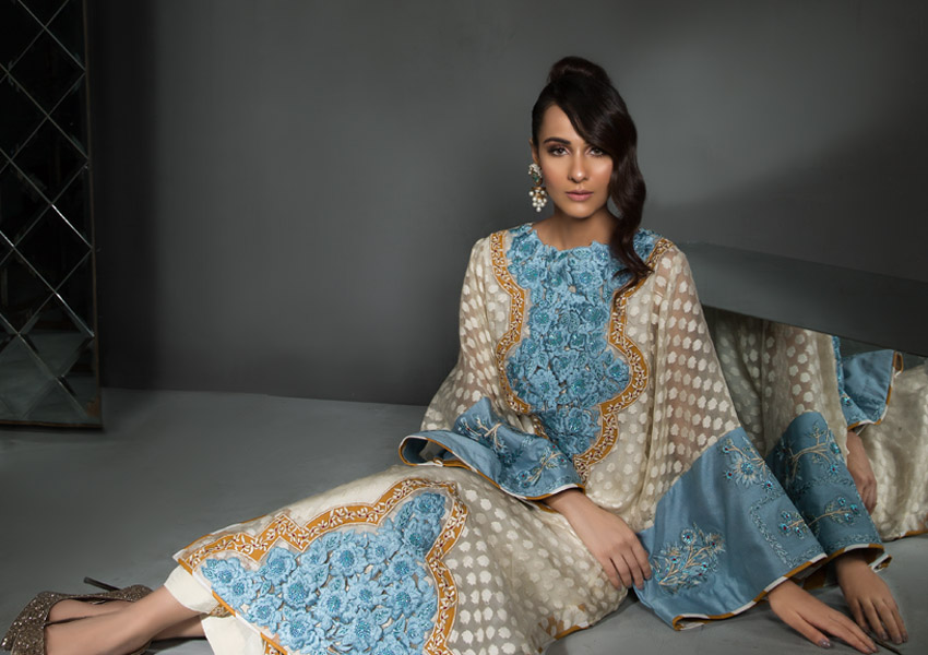 What's In Store: Saira Shakira's Dreamy Eid luxury Pret collection!