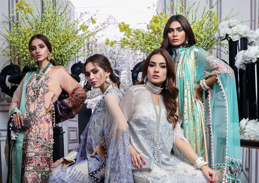 What's In Store: Sana Safinaz Set To Launch their Luxury Collection On The 17th Of May!