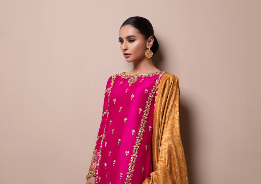 What's In Store!: Sana Abbas's Capsule Sylk Collection Hits All The Right Notes!