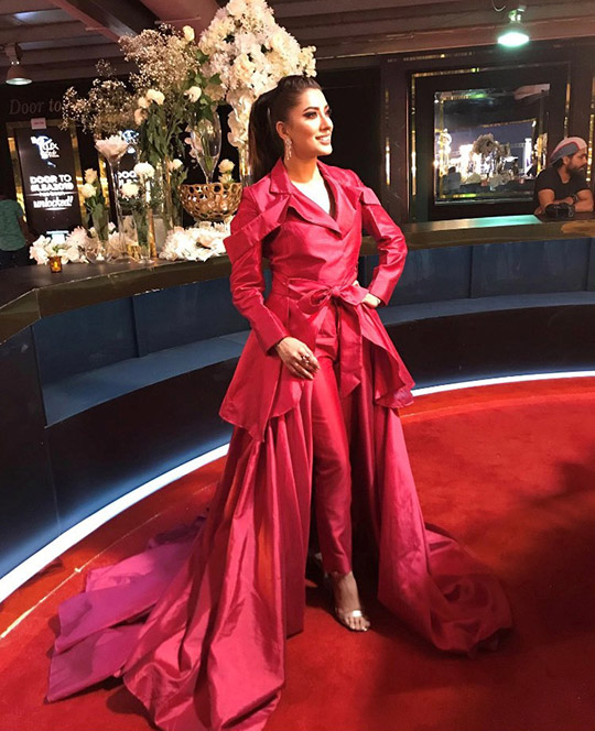 Top Ten Anything!: Our Top Ten Red Carpet Picks From Lux 2019