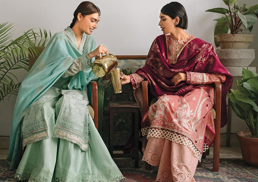 What's In Store!: Chandni by Zaha Serves Old World Charm!