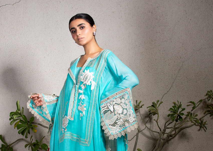 "Exhibition Hit List: Aleena Fareena Up The Ante With Their Eid Collection ""Elysian"" Set To Exhibit On August 7th!"
