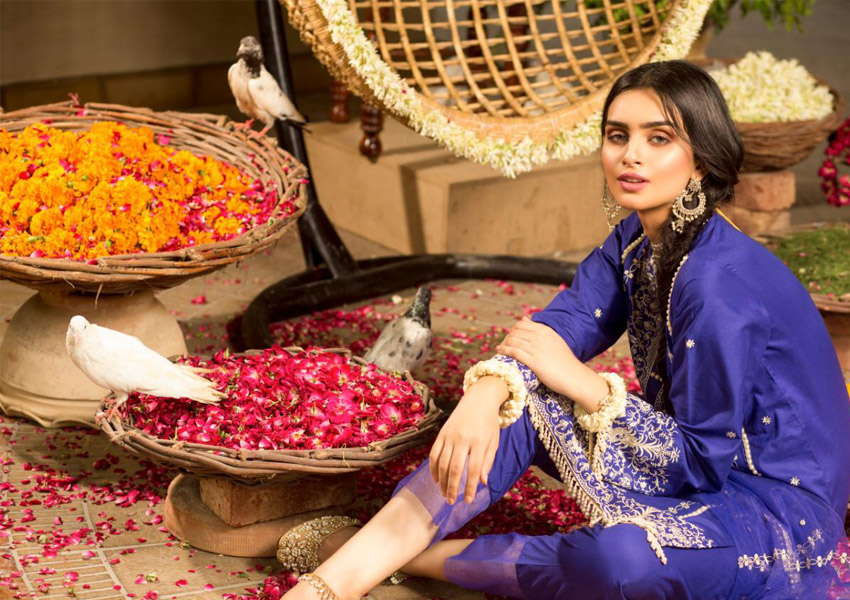 What's In Store?: Mausummery By Huma's Luxury Unstitched Pret Collection Is All You Need This Eid!