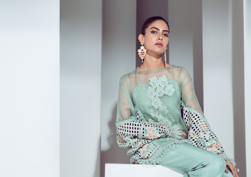 "What's In Store: Shiza Hassan's Luxury Pret Collection ""Dahlia"" Steals Our Hearts!"