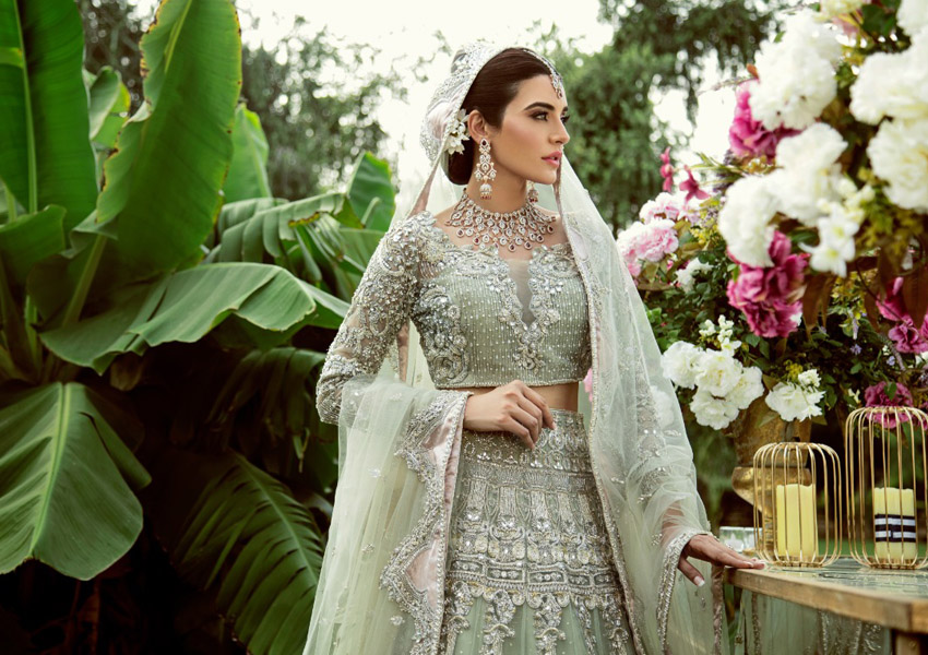 Sadaf Fawad Khan Talks About Her New Bridal Collection Adam And Eve!