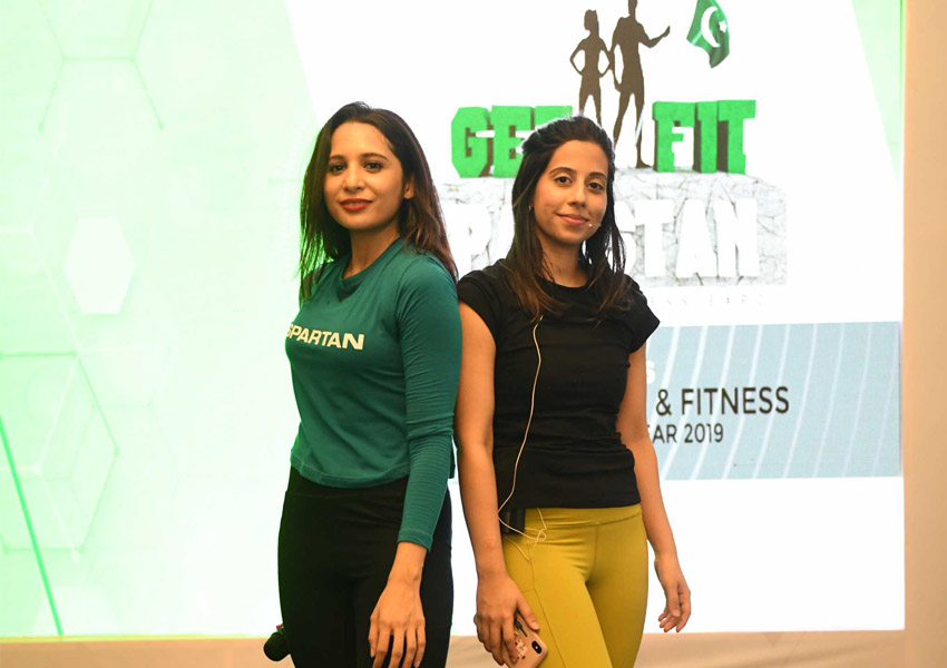 In The Spotlight! Get Fit Pakistan Spreads Inspiration!