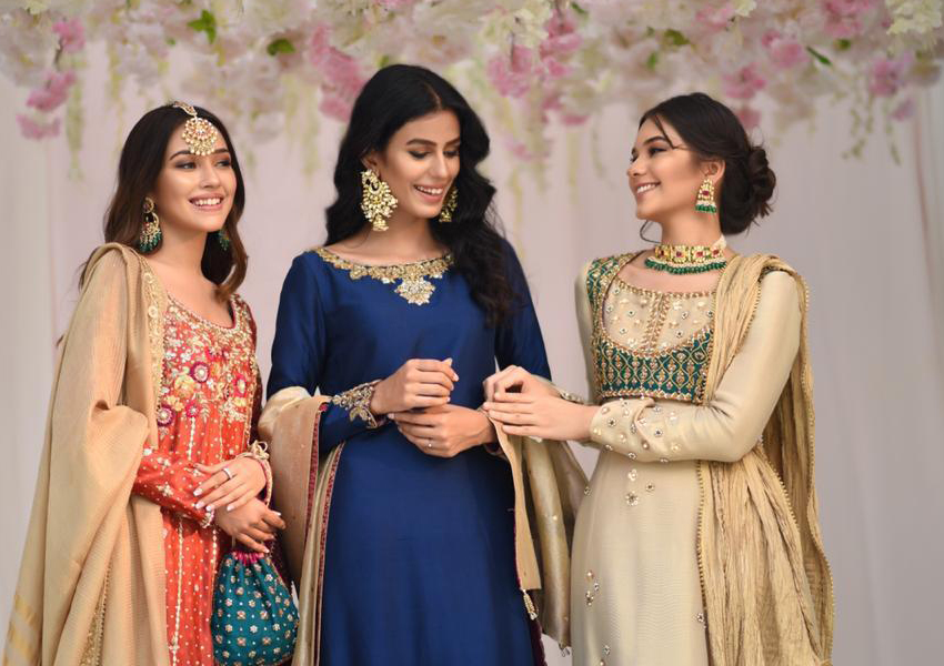 Style Notes: Up Your Style Quotient With Our Top 16 Wedding Formal's By Mubashira Usman
