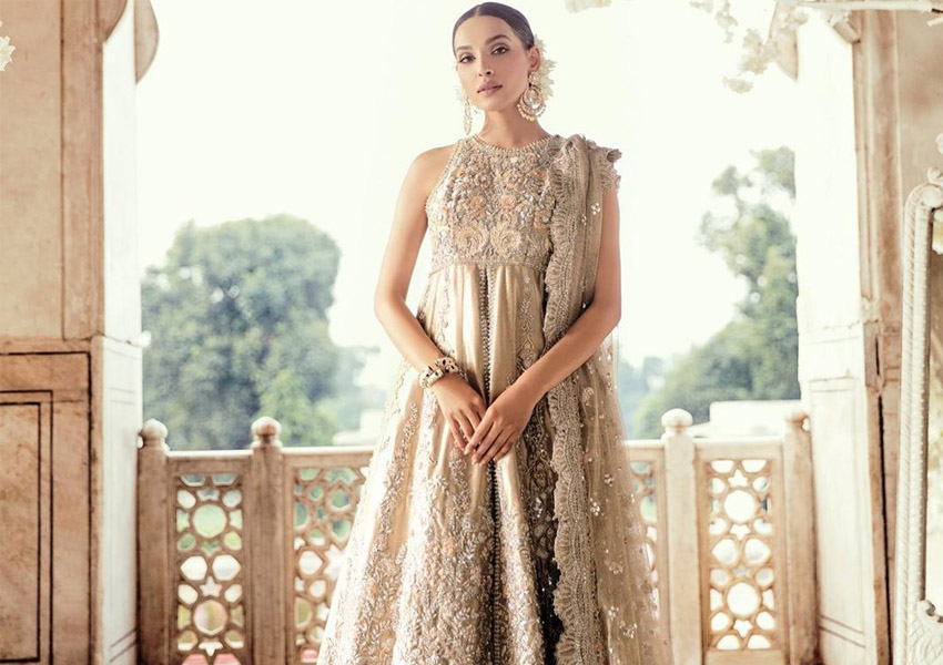 Style Notes! These Seven Bridals From Tena Durrani Accentuate Feminine Grace!