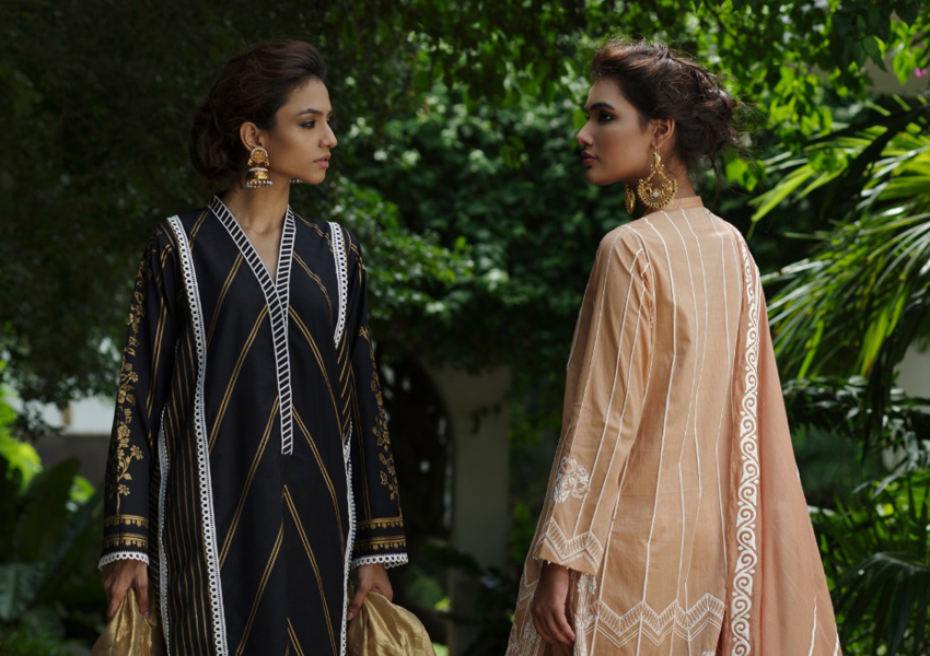 What's In Store: 8 Kurta's From Nida Azwer's Basics Collection That You'll Want To Wear All Year Long!