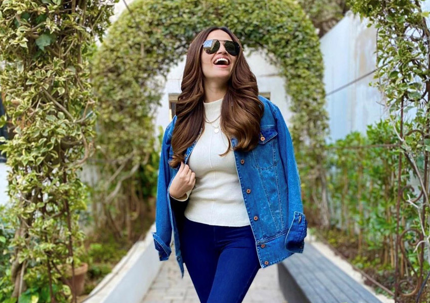 Style Notes!: Sana Javed Keeps Her Style Timeless!