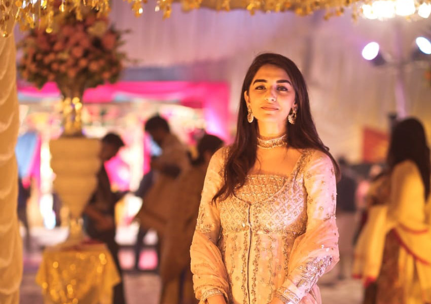 Style Notes: Spotted In Zainab Salman Wedding Wear!