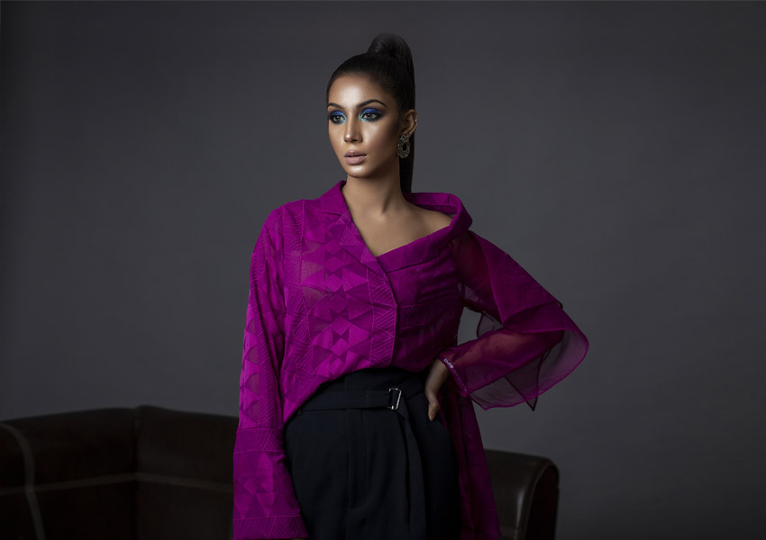 "Celebrating The Modern Woman Of Today- Maliha's Studio's ""Coevo"" Collection Hit All The Right Notes!"