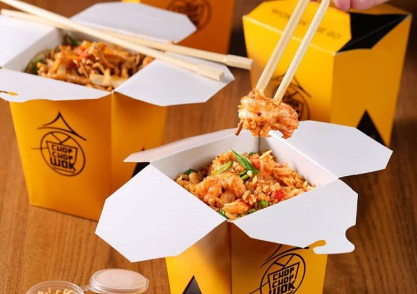 Top Ten Anything: Delivery & Takeaway Places That Save The Day!