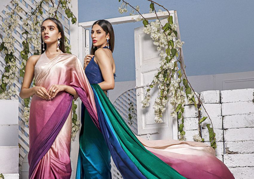 Style Notes!: Spring Melodia By Rozina Munib Brings In The Color!