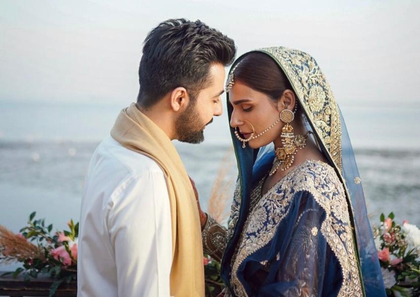 In The Spotlight!: Seven Times Sadia Ghaffar and Hassan Hayat set the trend!