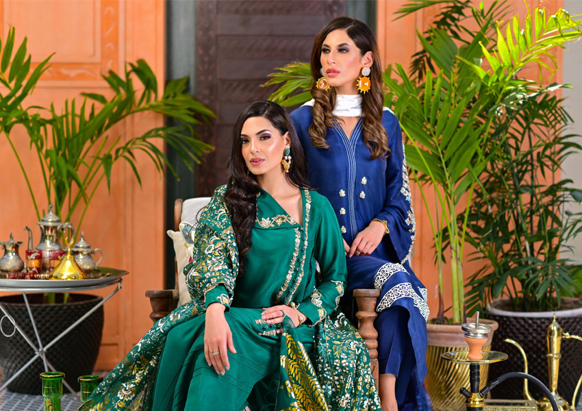 What's In Store: Top Picks From Amna Arshad's Eid Collection!
