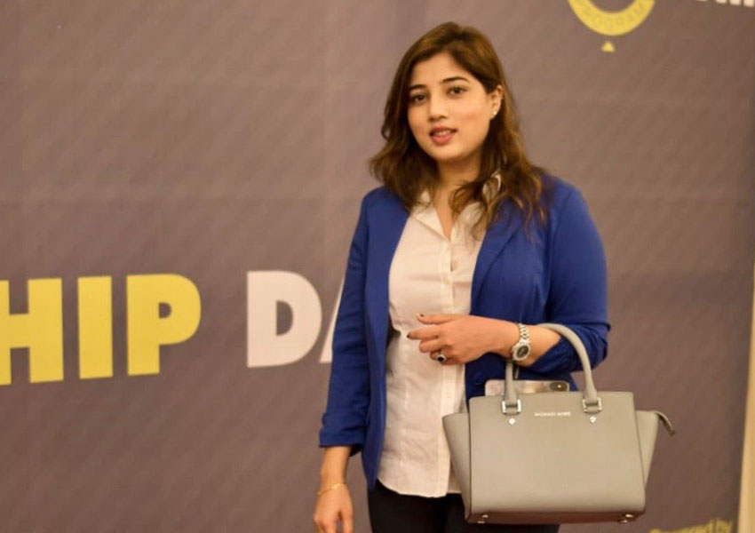 The Secret Word!: The Start Up Girl's Anusheh Hassan Shares All!