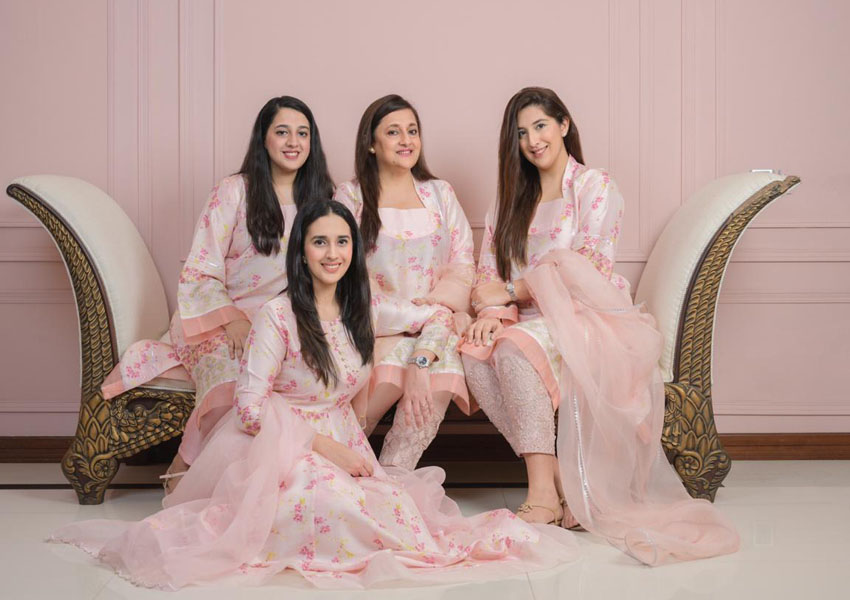 In The Spotlight!: Ansab Jahangir and Zoha Shakir Talk Working With Their Mom!