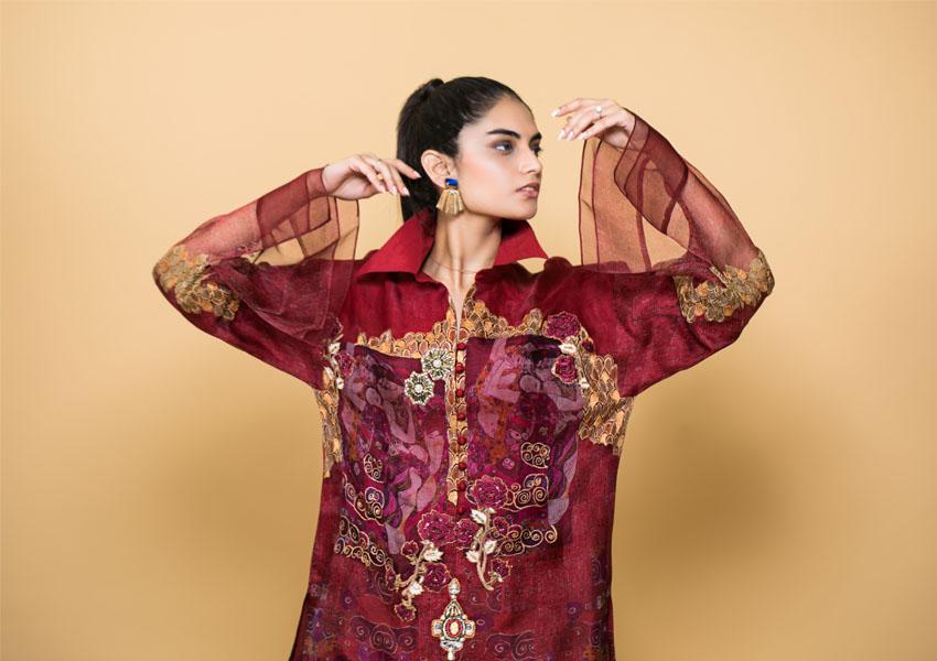 Style Notes!: Shamaeel Ansari Eid Capsule Hits All The Right Notes!