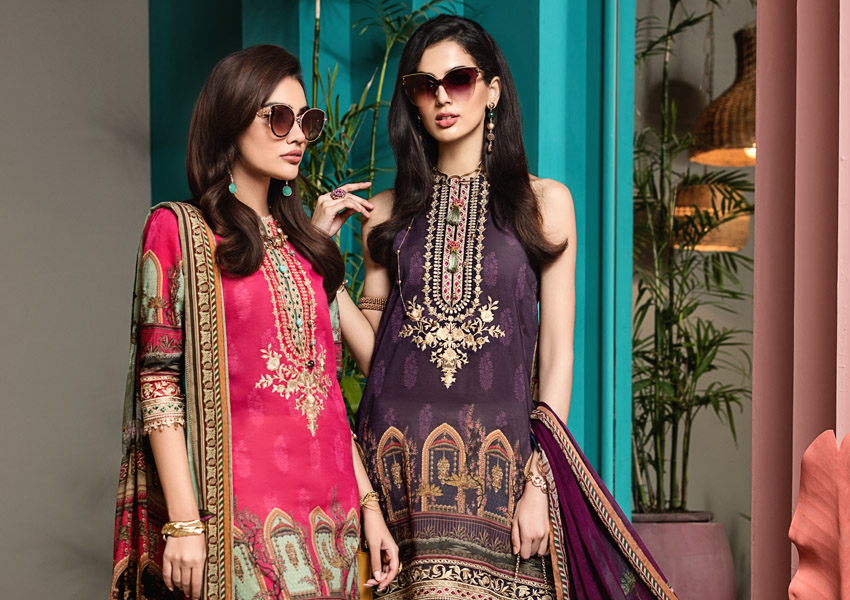 Style Notes!: Anaya By Kiran Chaudhry's Lawn Viva Is Now Available On Our E-Store!