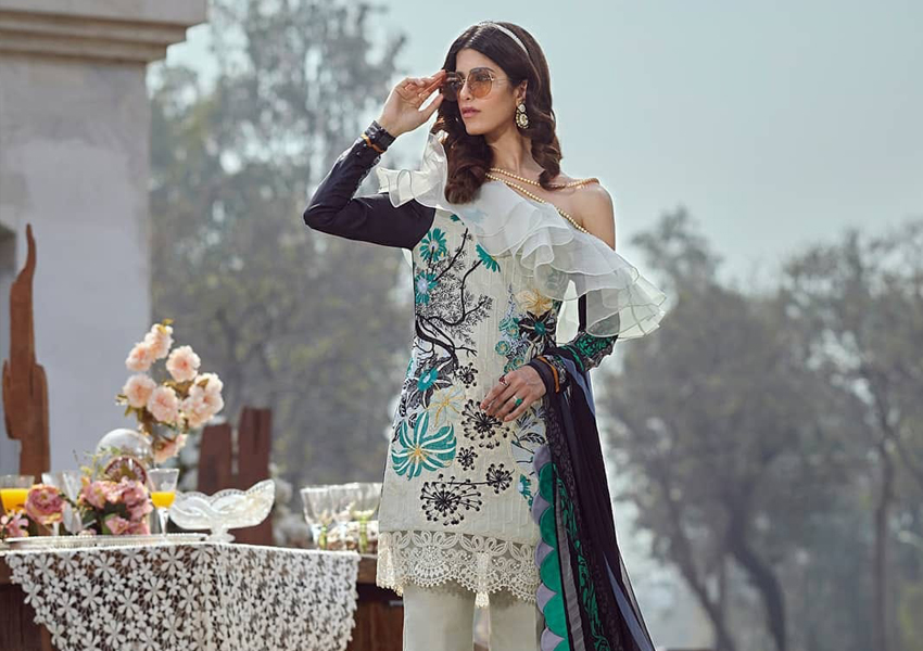 Top Ten Anything!: Ten Lawn Looks From Asifa Nabeel That Hit All The Right Trends!