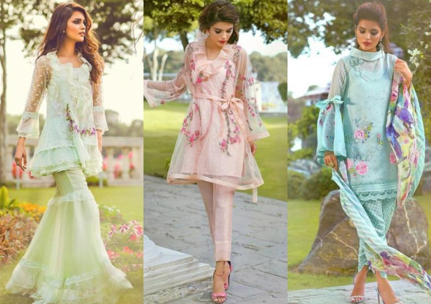 Style Notes!: Eight Luxury Pret Looks From Farida Hasan That Set The Trend!