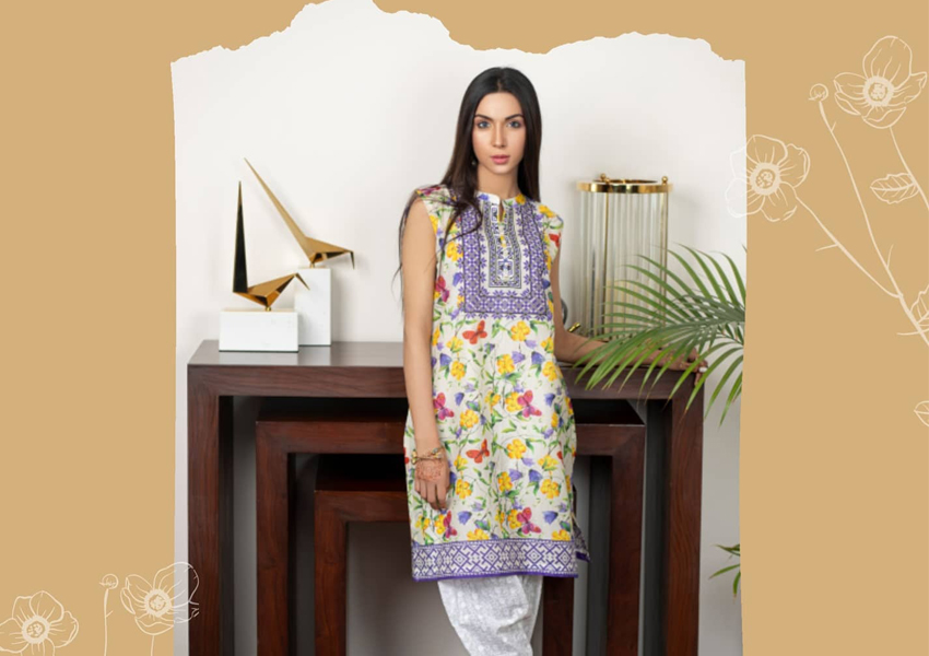 What's In Store: Get Summer Ready With Hina Mirza Lawn!
