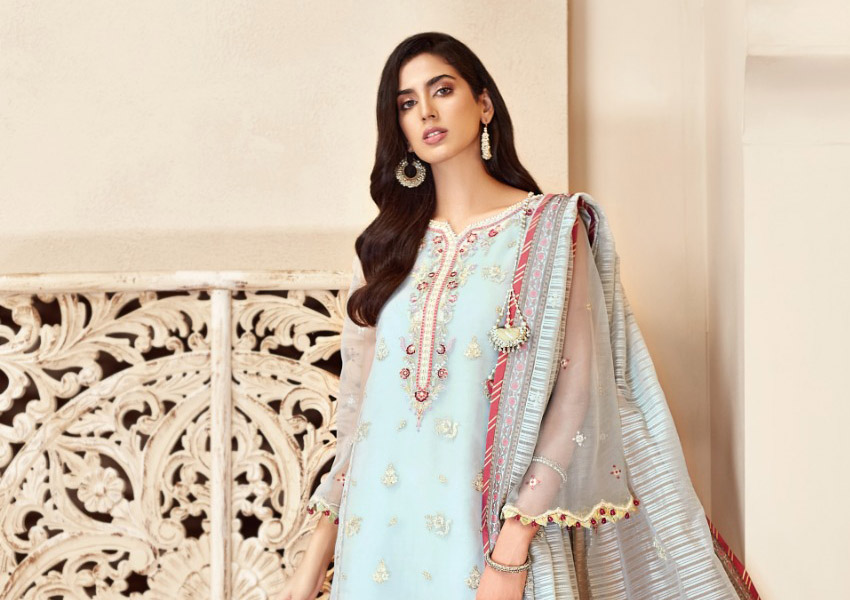 Style Notes!: Festive Pieces From Noor By Saadia Asad Hit All The Right Trends!