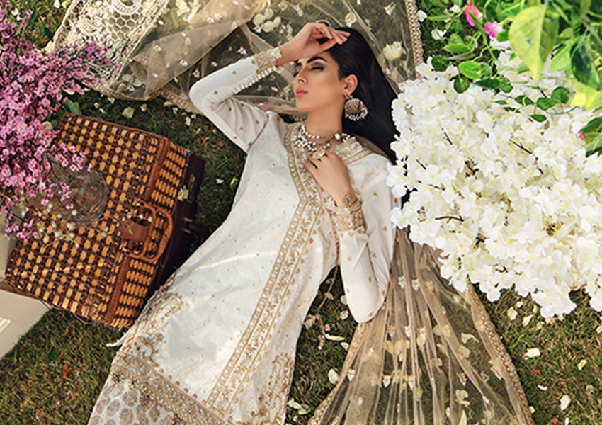 Style Notes!: Anaya By Kiran Chaudry Luxury Festive Now Available On EStore!